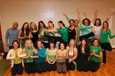 Yoga One Teacher Training Class of 2013