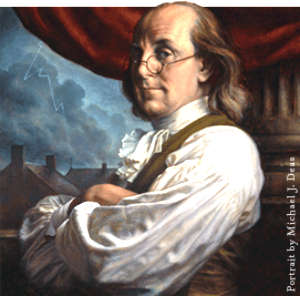 ben franklin would do yoga one teacher training