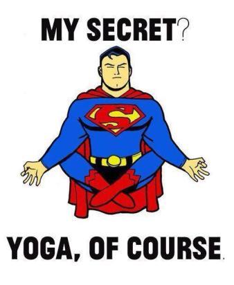 12046534-super-man-practices-yoga