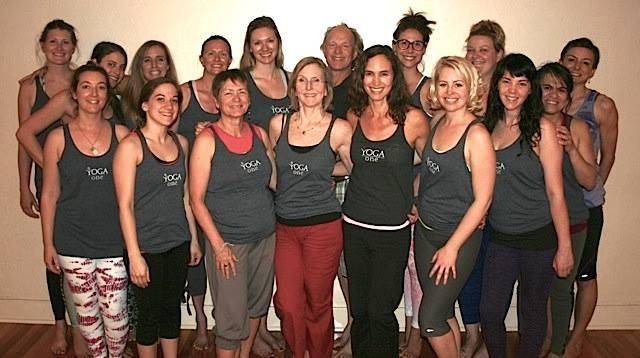 Yoga One Teacher Training 2015