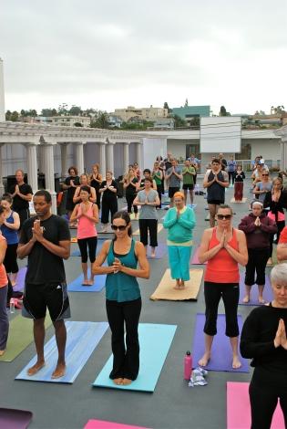 Yoga One Ten Year Anniversary